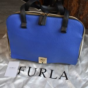 Furla Electric Blue Bag